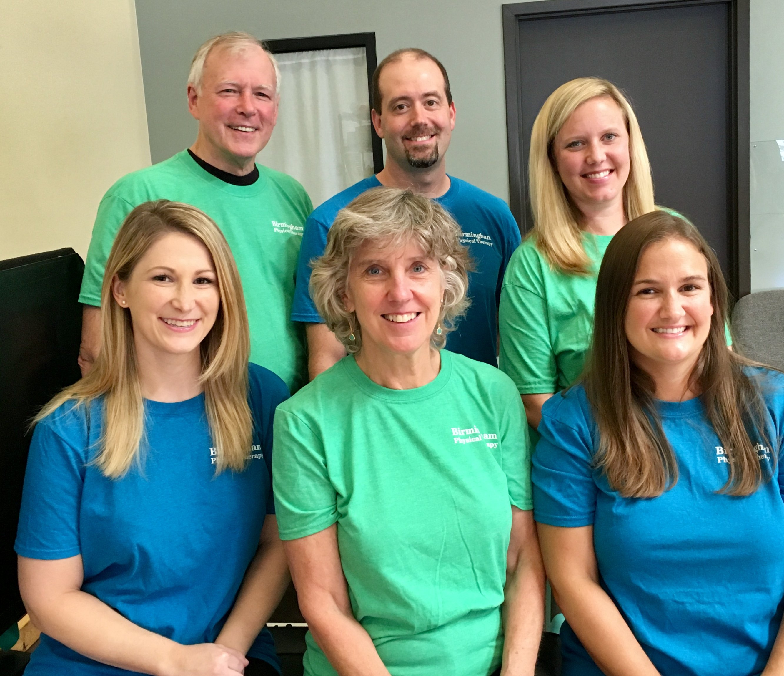 Reviews--Birmingham Physical Therapy staff